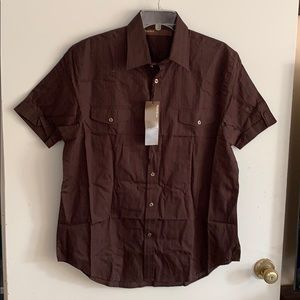 Perry Ellis Short sleeve shirt